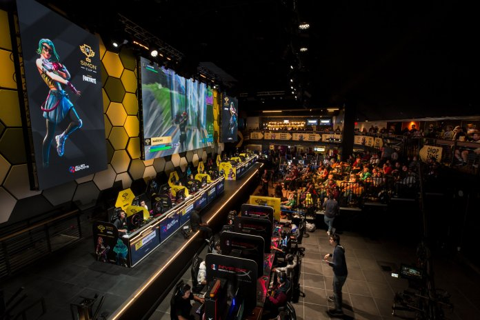 Esports have continued its drastic rise to popularity, especially at the college level.  Photo from the Associated Press.