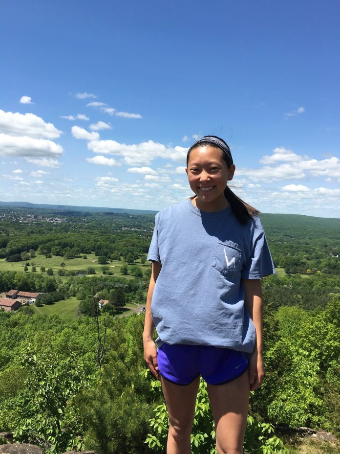 Mary DiMartino, one of the recruits, is a seventh-semester psychology major. Having always been passionate about working with children, she describes her background in the educational field as being mainly formal educational settings.  Photo courtesy of Mary DiMartino