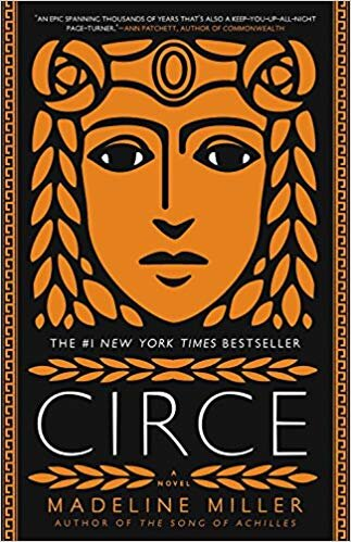 """""""Circe"""" by Madeline Miller has themes of Greek mythology.  Photo scourtesy of Amazon."""