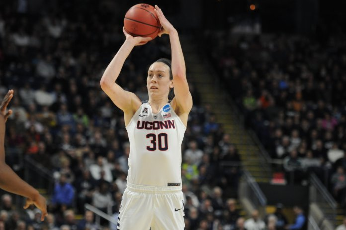 She has the accolades, she has the stats and she has the championships. When you think of UConn women's basketball, Stewart has to be one of the first players who comes to mind.  File photo/The Daily Campus