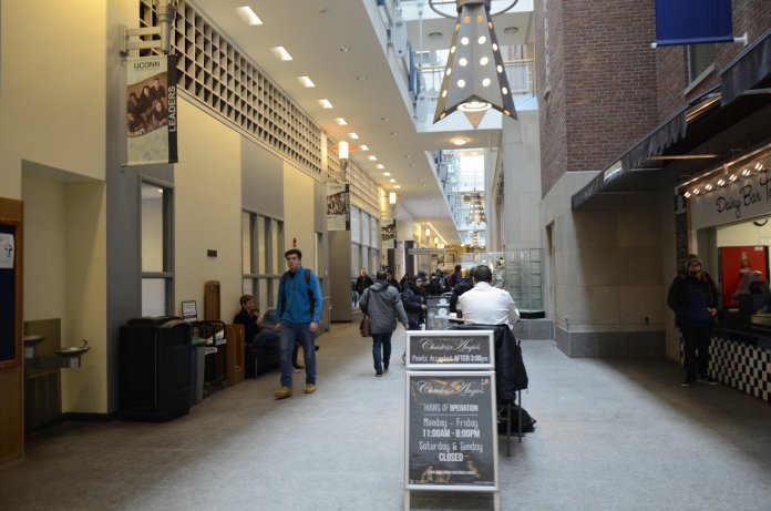 Spring 2020 semester is finally under way at UConn. Here are some things that haven't changed and some new things to expect.  Photo by Charlotte Lao/The Daily Campus.