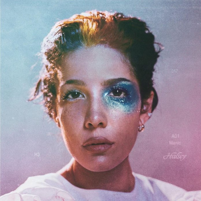 """Halsey welcomes her newest album, """"Manic"""", to the new decade. Opening up about her mental health, the singer shares her frustration with past relationships.  Photo courtesy of    @iamhalsey"""