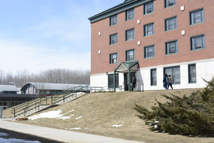 Because as we all know, Towers is the best dorm on campus, and West is a disgusting smelly trash hole that should have been bulldozed years ago.  File Photo | The Daily Campus