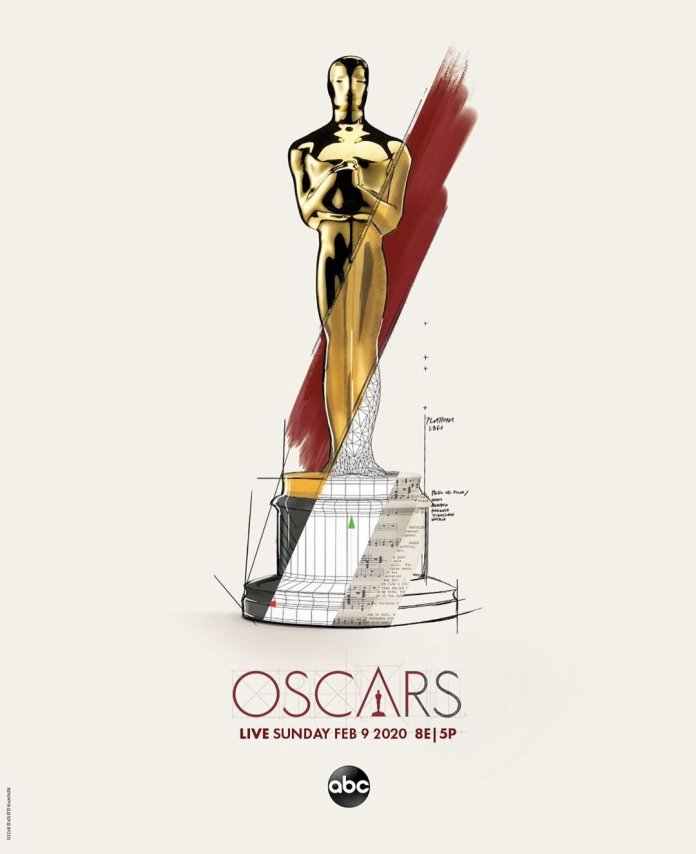 The 92nd Academy Awards will premiere Sunday, February 2nd on ABC.  @theacademy
