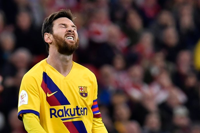 Despite Messi's complaints and the drama surrounding his post, he is not expected to be leaving FC Barcelona any time soon. Messi has spent 16 years with the team and is their all-time top scorer.  Alvaro Barrientos / AP Photo.