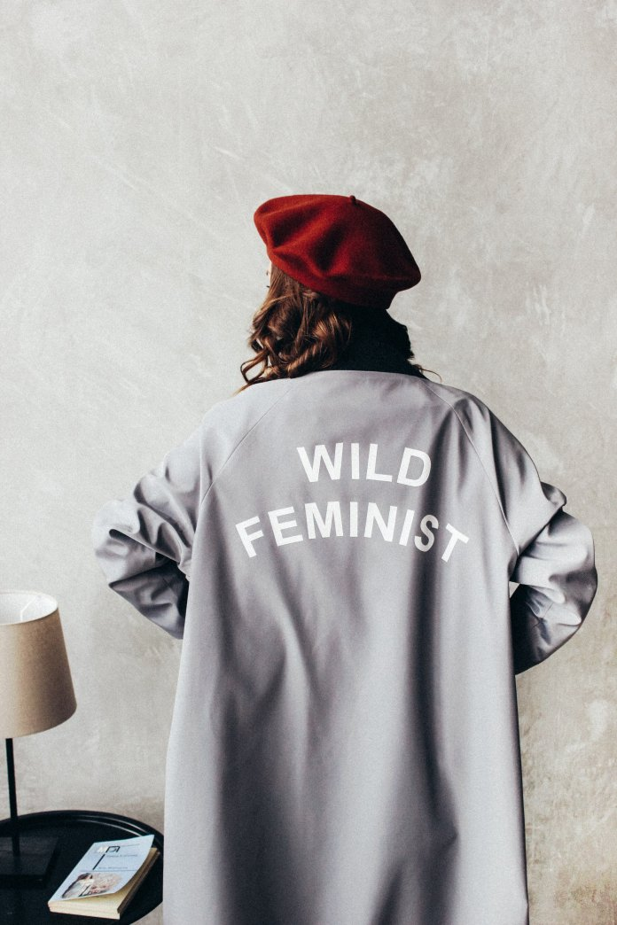 To all the meninistsout there, from my high school or anywhere else in the world: Stop feeling threatened.  Photo by     Maryia Plashchynskaya     from     Pexels