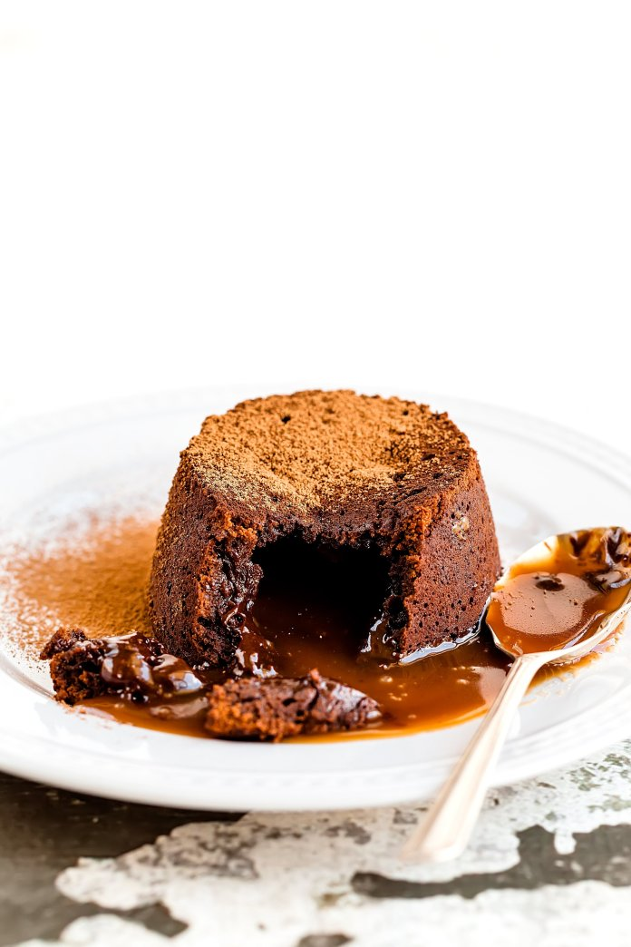 Lava cake made easy. You only need a microwave and a few ingredients.  Photo by    Jennifer Schmidt    on    Unsplash