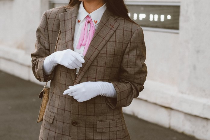 Blazers became popular in the 1970s and are gaining popularity today. Symbolizing women's power, female senators and celebrities are turning heads by sporting these power suits.  Photo by    Bilyana Slaveykova    on    Unsplash