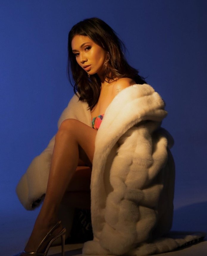 Nicole Zefanya, also known as NIKI, is an Indonesian singer representing Asian hip hop and R&B talent.  Photo via    @nikizefanya