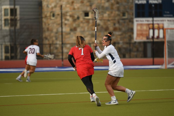 The Huskies should watch out for freshman Abby McLaughlin, who has scored five goals in her first two collegiate games.