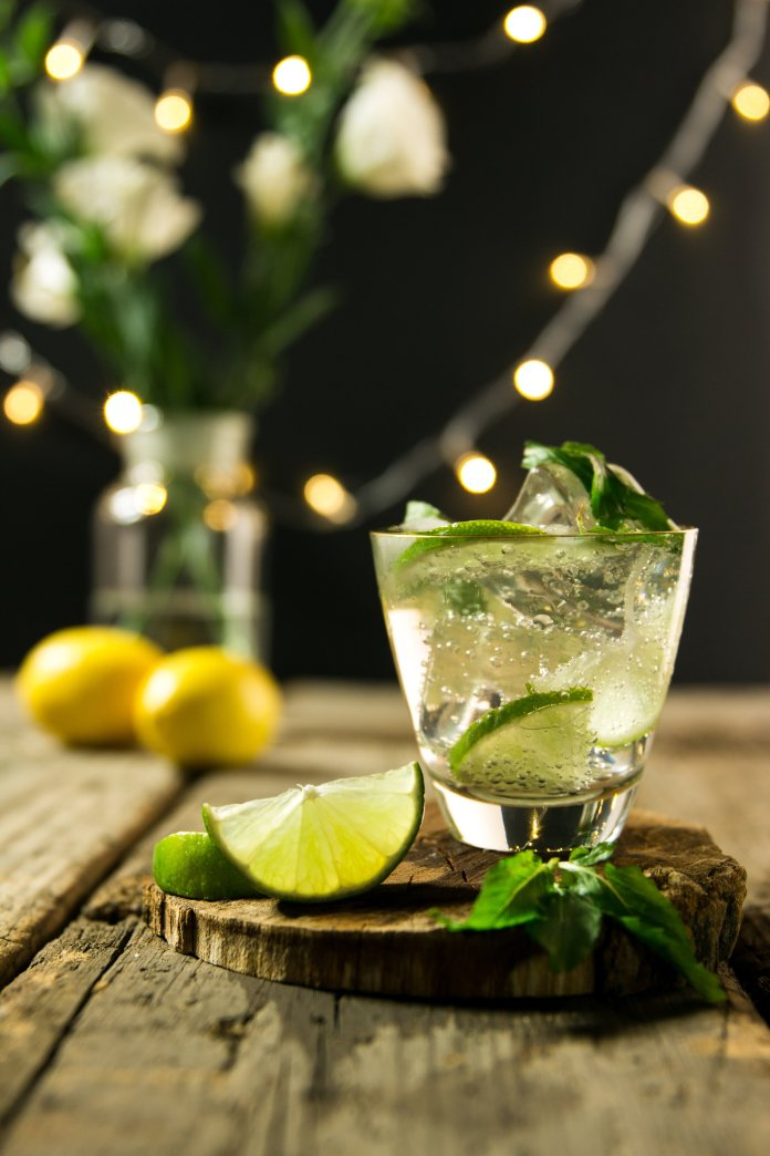 A photo of The Leap Frog cocktail. Mix some special drinks this year to celebrate the leap year.  Photo by    Hessam Hojati    on    Unsplash