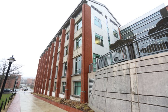 NEAG School of Education. The UConn School announcing the Fund winner. File Photo/Daily Campus