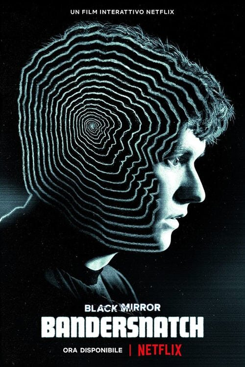 Black Mirror's Bandersnatch is another example of postmodernism, showing how our attachment to technology in today's society can have dark and detrimental aftereffects.  Photo courtesy of IMDb