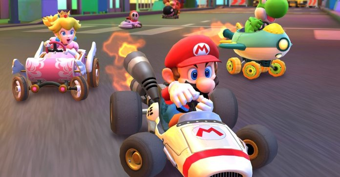 UConn's Karts for Coins is hosting virtual Mario Kart tournament on Saturday, April 4 at 7 p.m. This event is open to all students and proceeds wills go to UConn Health.  Photo via    thenextweb.com