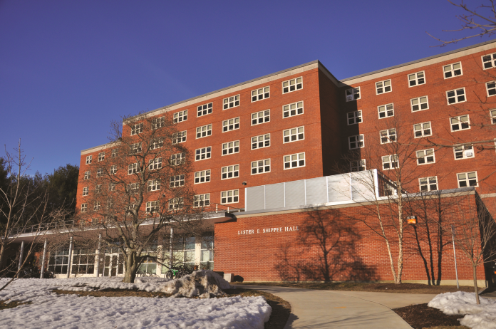 The University of Connecticut has told residents of five campus dorms to remove their remaining belongings by March 28, per a university email.  File photo/The Daily Campus