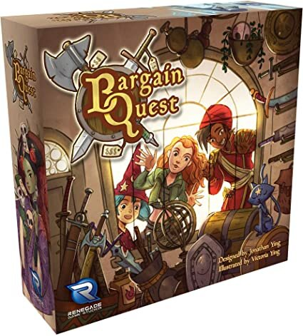 """Bargain Quest""  Photo courtesy of    amazon.com"