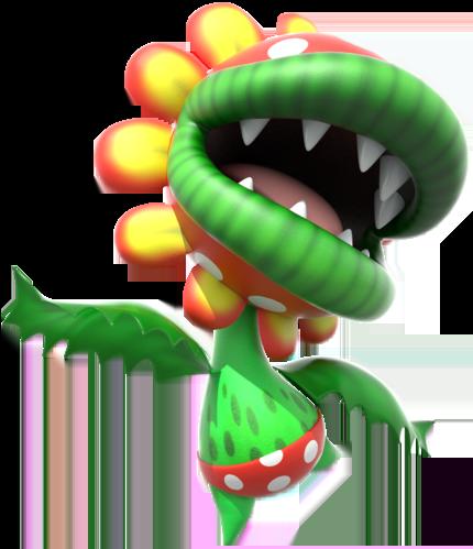 Image of Petey Piranha courtesy of    Mario Party: Star Rush    on    MarioWiki.com   .