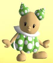 Image of Green Noki courtesy of    Mario Super Sluggers    on    mariowiki.com   .