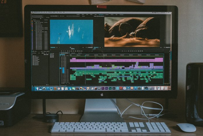 Learning a new skill, like video editing, is a great way to pass the time while in quarantine.  Photo by    Jakob Owens    on    Unsplash   . Thumbnail photo courtesy of    Christin Hume    on    Unsplash   .