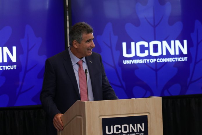 UConn to freeze on spending and increased regulations on hiring as the university faces budgetary uncertainty due to COVID-19.  File Photo/The Daily Campus