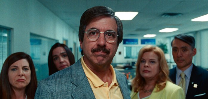 Review: Hugh Jackman plays a conniving superintendent in HBO's 'Bad Education'