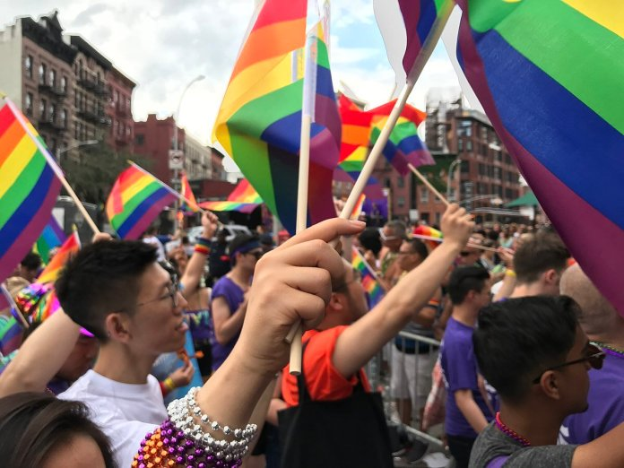 New York City Pride has been cancelled due to new social distancing rules as a result of COVID-19. That won't stop the festivities, though, as they have instead moved online to commemorate the 50th anniversary of the Stonewall Riots.  Photo via commons.wikimedia.org.