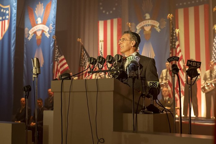 For a show that has plenty of drama, it can be applauded for also following a deeper storyline that makes watcher contemplate their patriotism.  Photo via IMDb.com