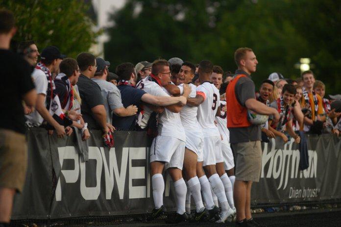 Men's Soccer: A new hope for Huskies