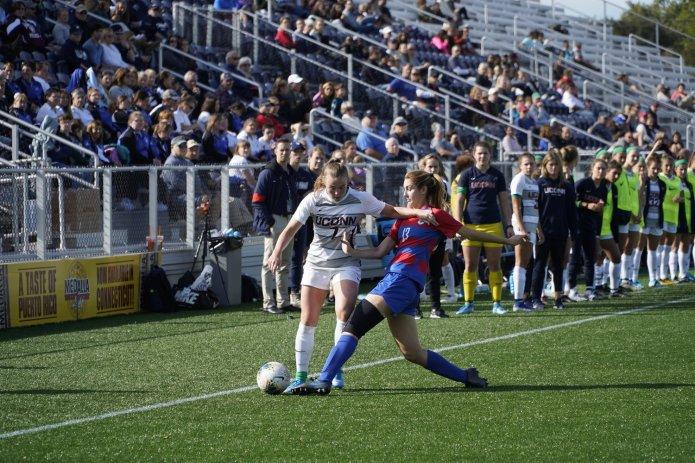 Women's Soccer: Getting back on track