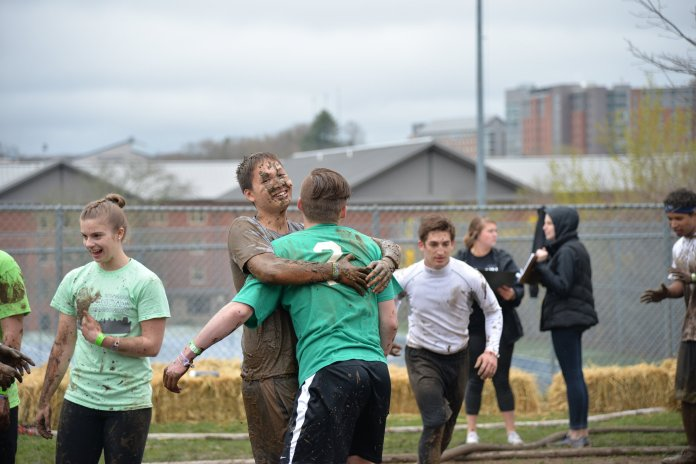 UConn's Oozeball Tournament.  File Photo/The Daily Campus