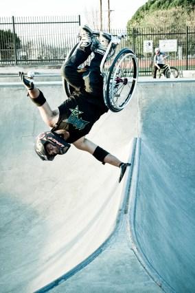 Aaron Fotheringham — IE Disabilities EXPO