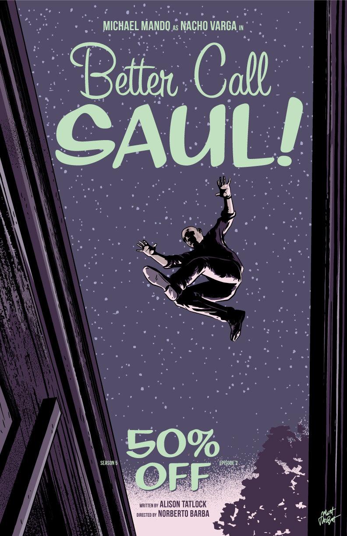 better call saul season 5 episode