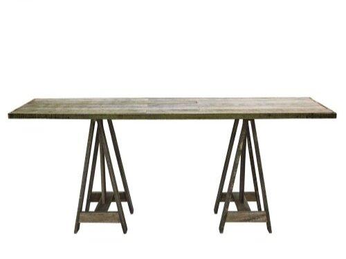 rustic wooden table 160cm l cloud 9 event management