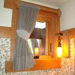 Curtains In The Arts Crafts Style Ann Wallace For Prairie Textiles