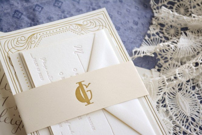 O Tenfold Wedding Invitations