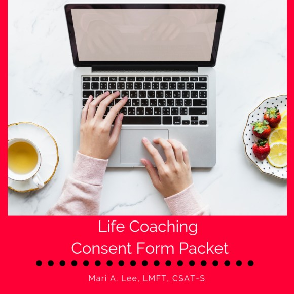 Life Coaching Forms — The Counselor's Coach