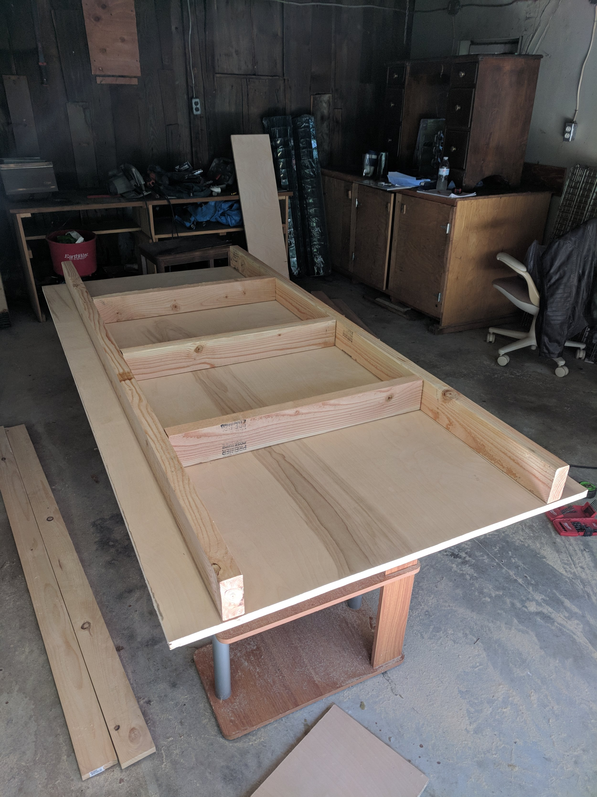 how to build it custom gaming table