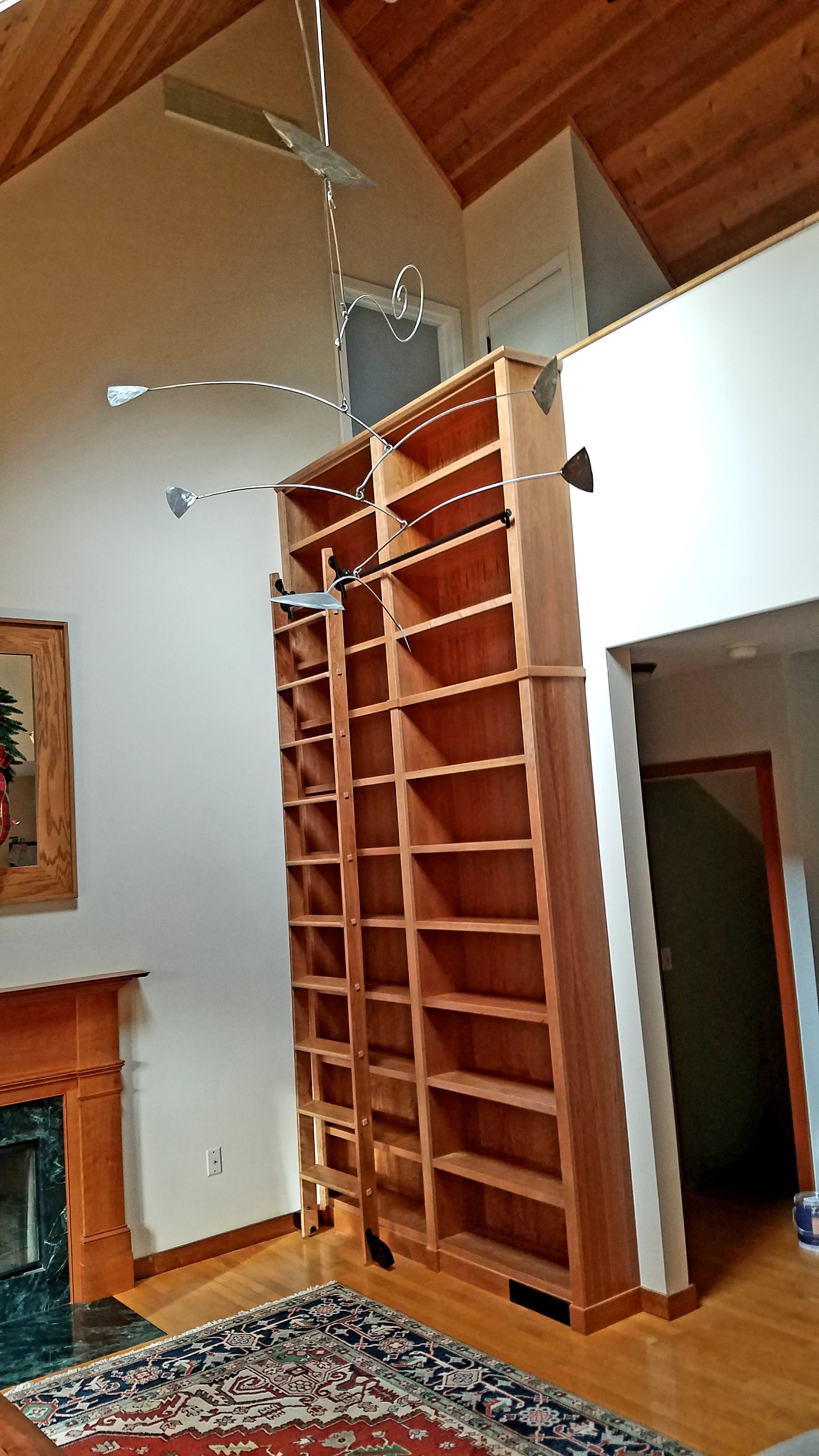 Shelves And Cabinets Small Guy Custom Carpentry Llc