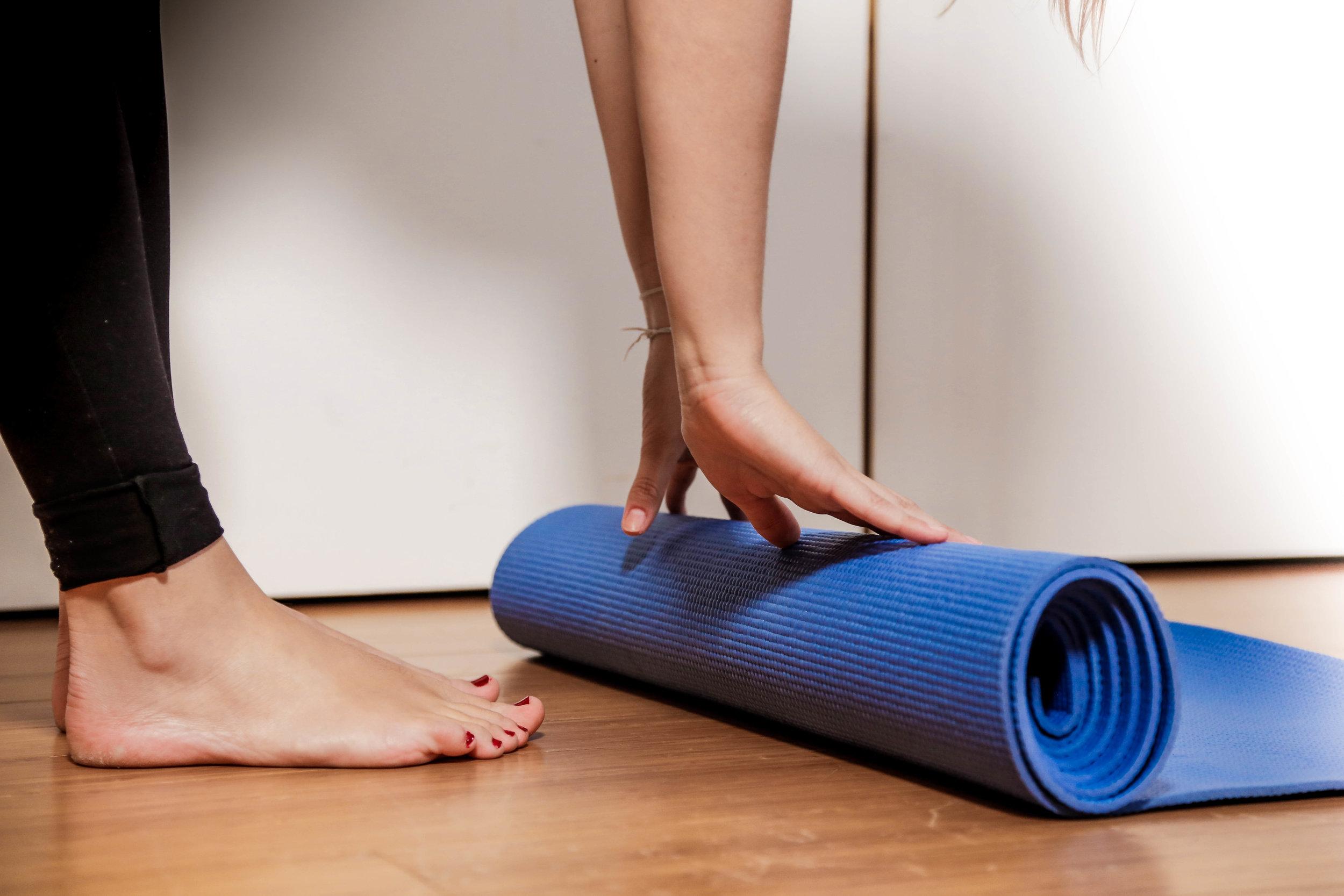 comment choisir son tapis de yoga
