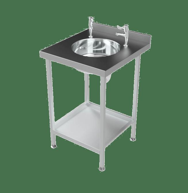 stainless steel hand wash basins