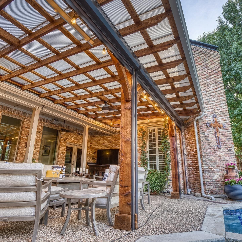 patio covers decks norman deck