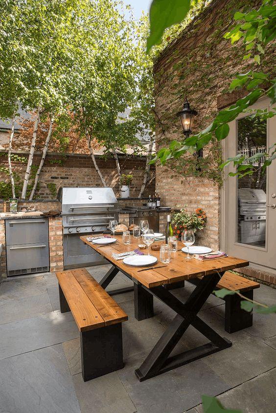 45 exceptional outdoor kitchen ideas