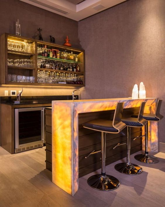 home bar ideas and designs