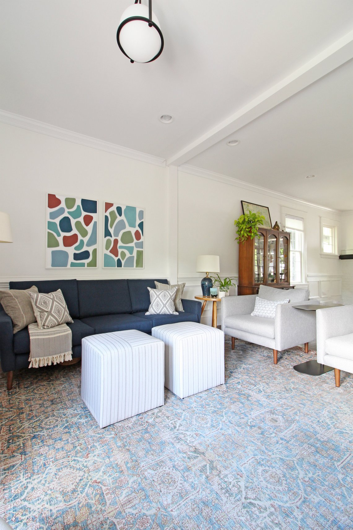 8 Kid Friendly Design Tips For Your Living Room