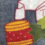 Mandy S Machine Blanket Stitch Tips Dandelion Designs