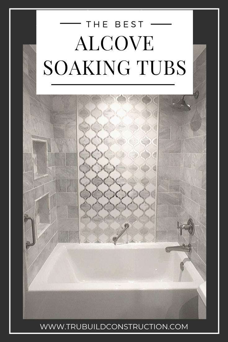 the best alcove soaking tubs for your