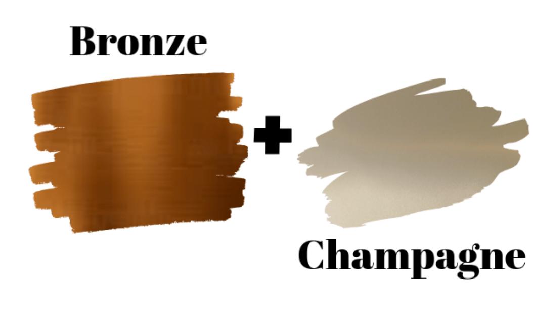 to match delta champagne bronze