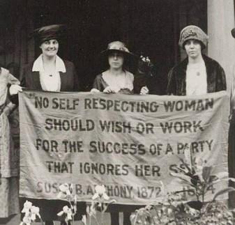 19th Amendment — History of U.S. Woman's Suffrage