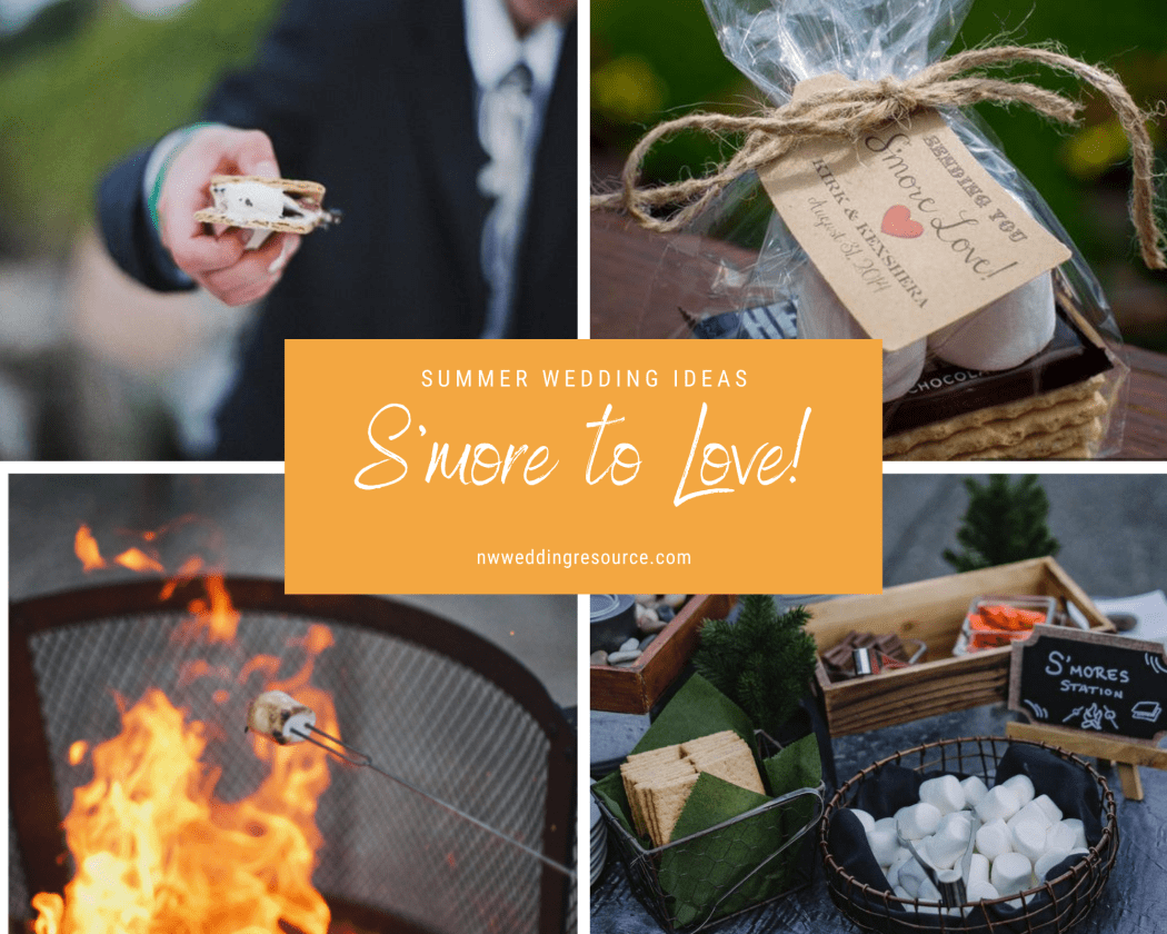 Summer Wedding Ideas: S'more to Love!