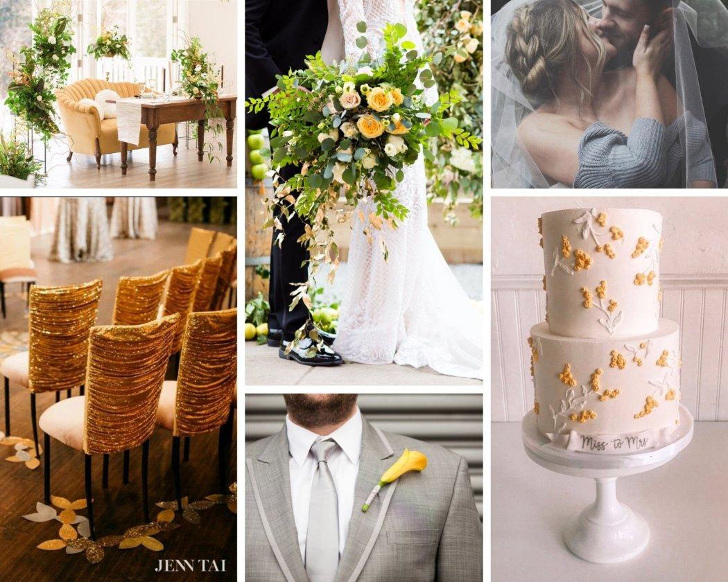 Ultimate Gray Illunimating Pantone Color of the Year Wedding Inspiration_1.jpg